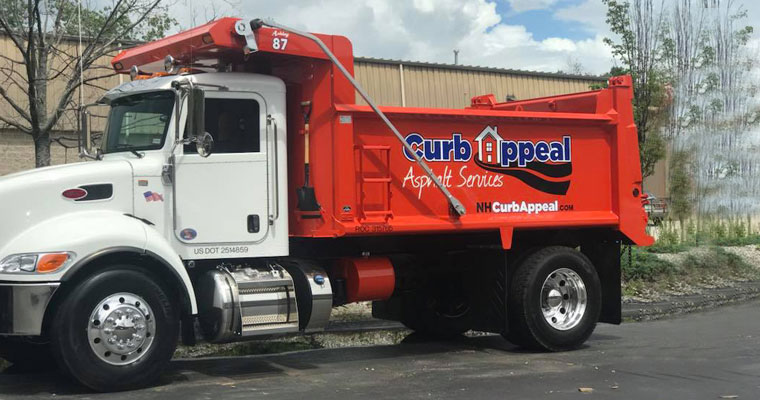 Curb Appeal Paving Company New Hampshire